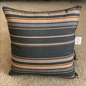 Sunbrella outdoor pillows ( brand new )